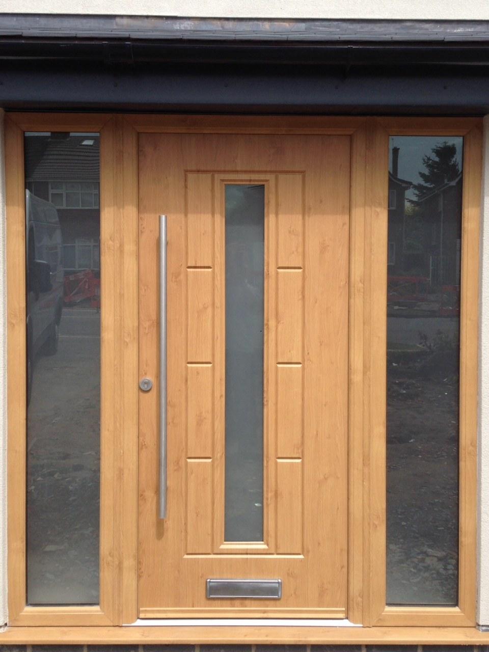 Adoordoors Irish Oak Rockdoor