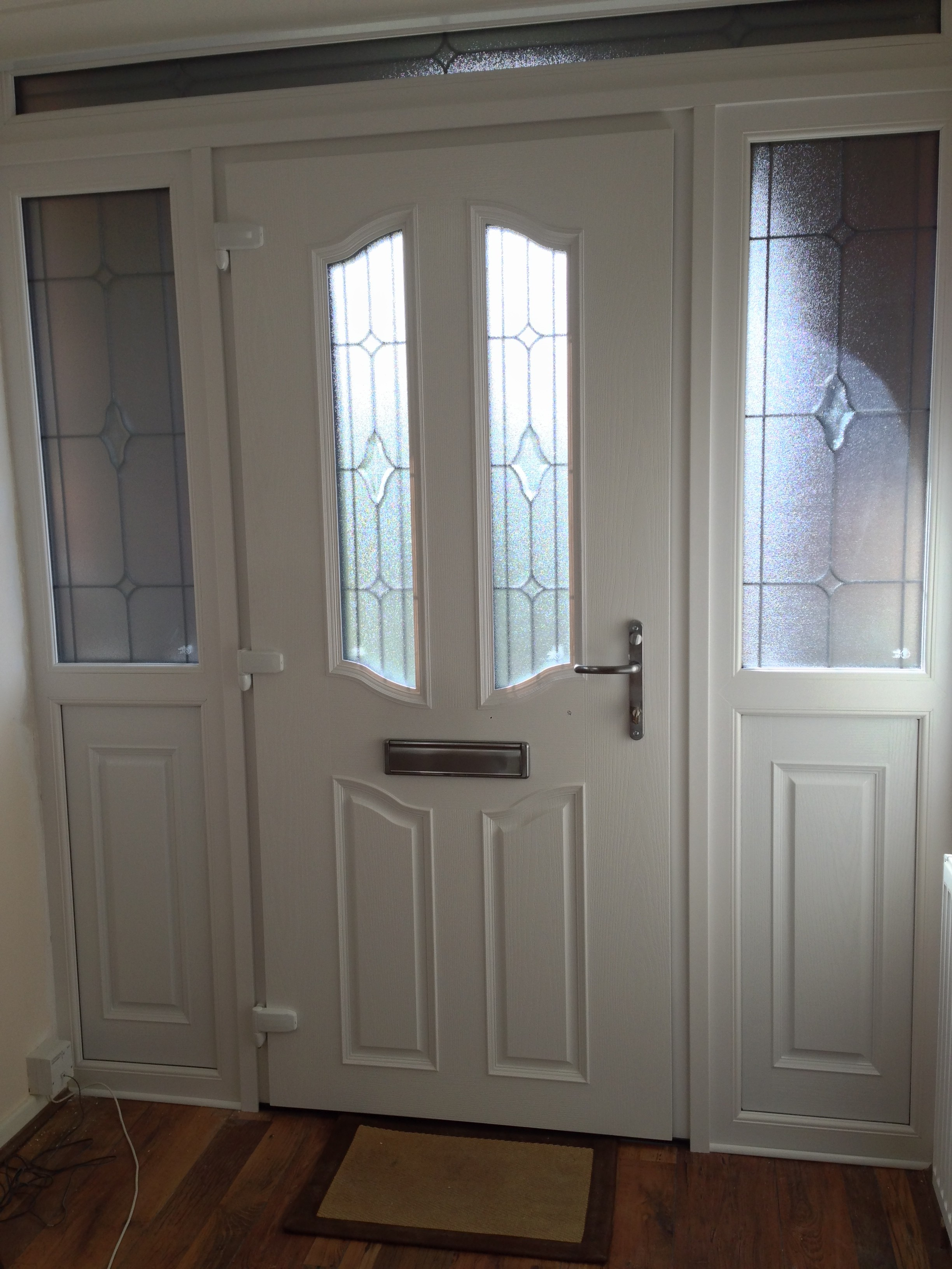 Adoordoors Apeer 70 Composite Door Inside View